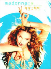Cover Madonna - Madonna 93:99 - The Video Collection [DVD]